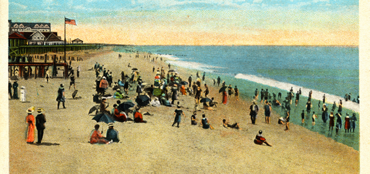postcard vintage old
