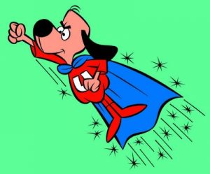 Underdog classic cartoon