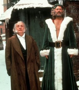 Christmas Carol George C Scott Edward Woodward