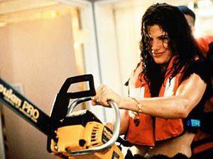 Sandra Bullock in Speed 2