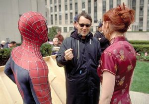 Spiderman director Sam Raimi
