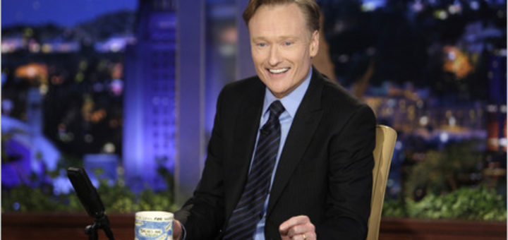 Conan Brien TBS