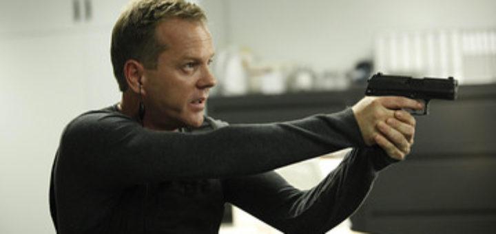 Keifer Sutherland 24 Jack Bauer