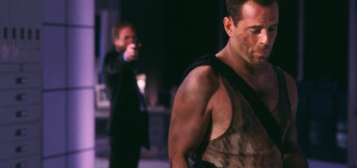 Die Hard 1988 action classic Bruce Willis Alan Rickman