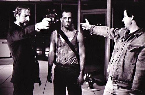 Die Hard 1988 Alan Rickman Bruce Willis John McTiernan