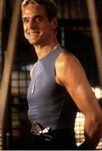 Die Hard Vengence Jeremy Irons