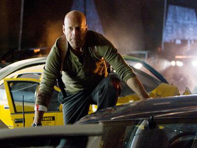 Live Free Or Die Hard John McClane