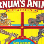 Animal Crackers box