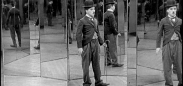 Charlie Chaplin mirrors