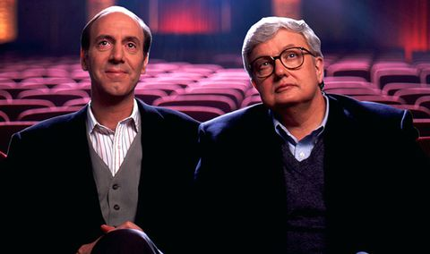 Gene Siskel Roger Ebert movie critics reviewers At the movies tv show