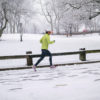 Running In The Cold…..