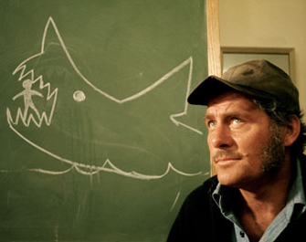 Robert Shaw Quint Jaws 1975