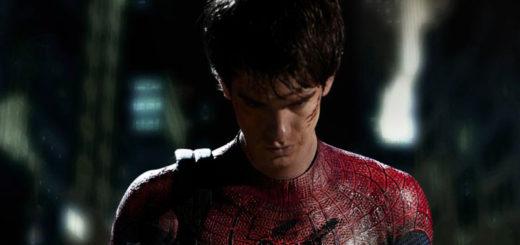 Andrew Garfield Spiderman first photo