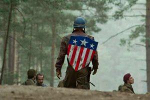 Captain America First Avenger Chris Evans