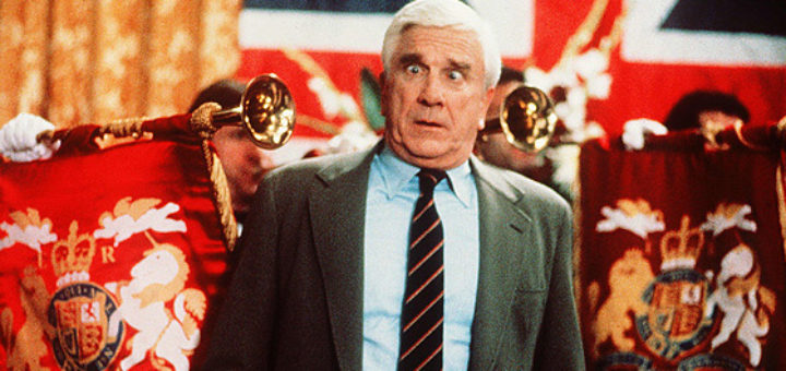 Leslie Nielsen Naked Gun actor death