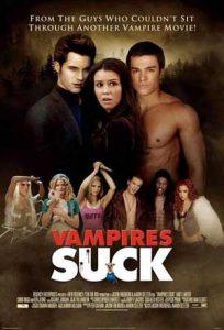 Vampires Suck 2010 comedy movie poster