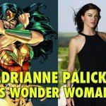 Adreinned Palicki Wonder Woman tv show