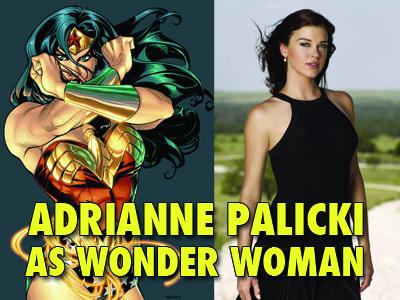 A New Wonder Woman Is Cast