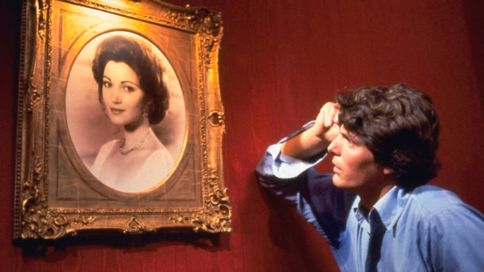 Somewhere in Time movie romance
