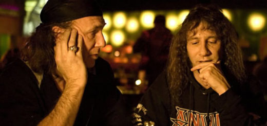 Anvil Story of documentary heavy metal