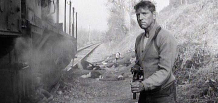 Burt Lancaster The Train 1964