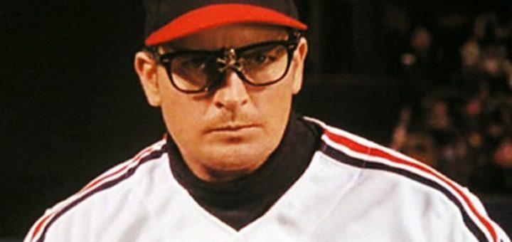 Charlie Sheen Major League
