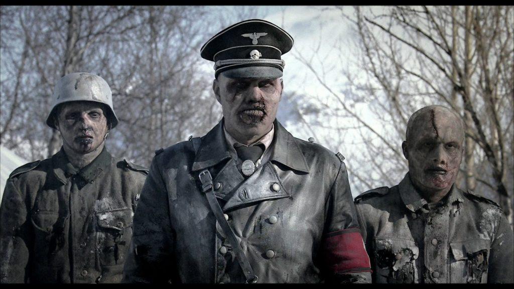 Dead Snow nazi zombie