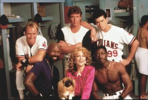 Major League 1989 baseball comedy cast