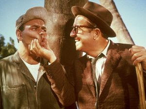 Its a Mad World 1963 Jonathan Winters Phil Silvers