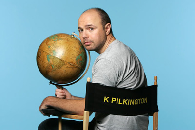 Karl Pilkington An Idiot Abroad tv series