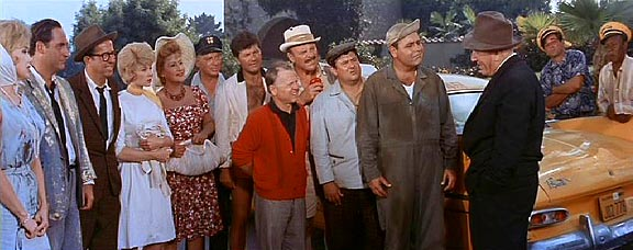 Mad World 1963 comedy classic cast