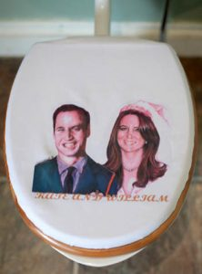 Royal Toilet Seat