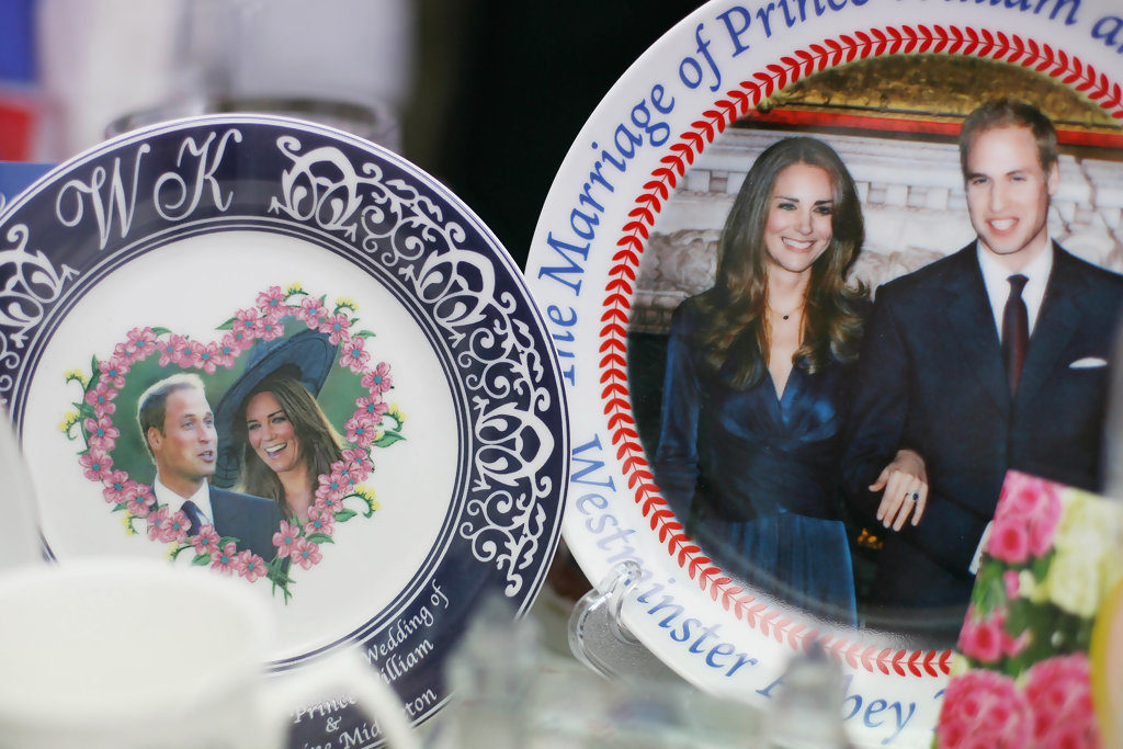 Royal Wedding Souvenir