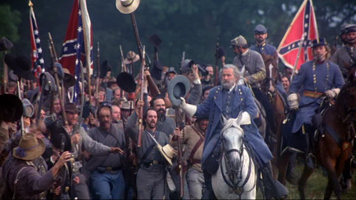 Gettysburg Civil War movie Martin Sheen