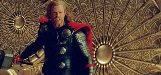Thor Marvel movie 2011