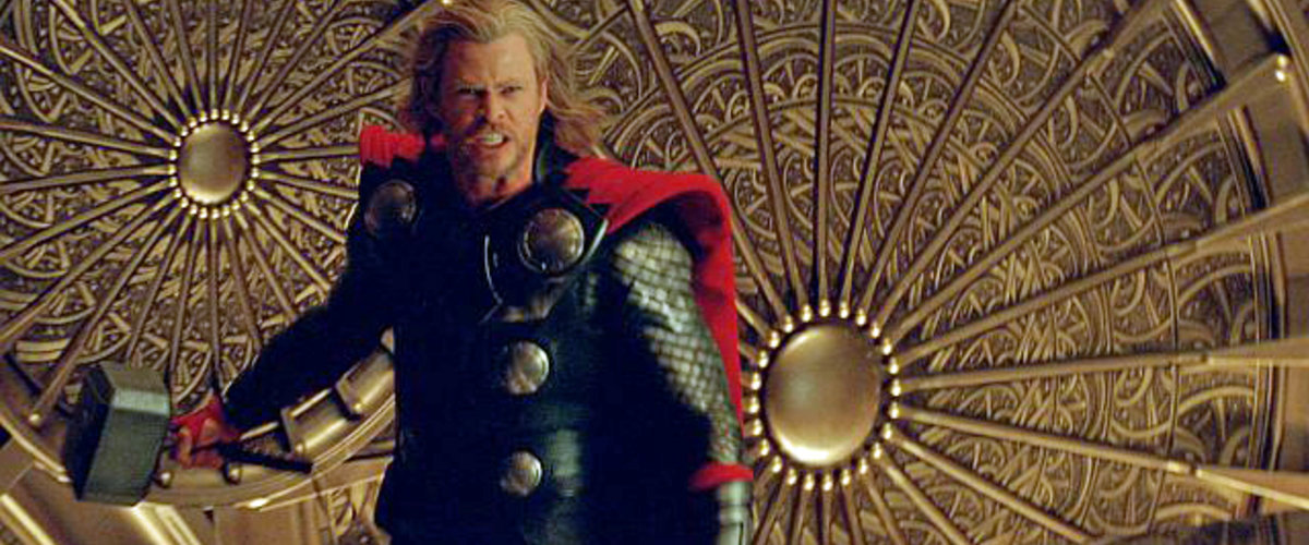 Thor Marvel movie 2011