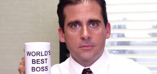 worlds best boss mug office