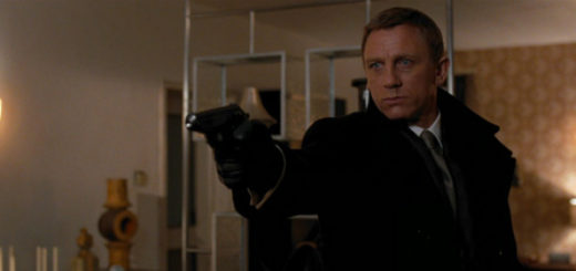 Daniel Craig James Bond Quantum of Solace