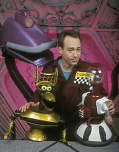 Joel Hodgeson puppets Mystery Science Theater 3000 MSTK3K