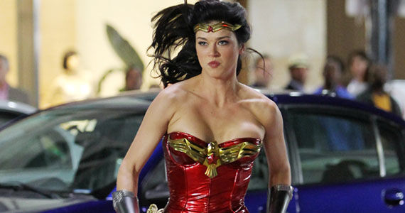 Adrianne Palicki Wonder Woman tv show