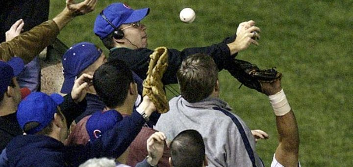 Catching Hell baseball documentary Steve Bartman Chicago Cubs