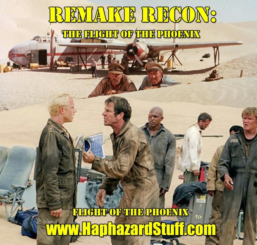 Remake Recon: The Flight of the Phoenix