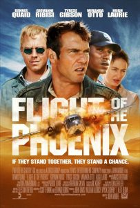 Flight of the Phoenix 2004 movie poster
