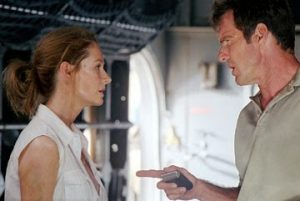 Miranda Otto Dennis Quaid Flight of Phoenix 2004