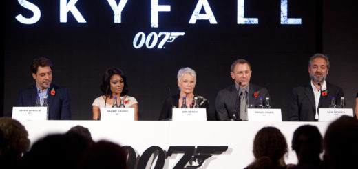 Sky fall Press Conference