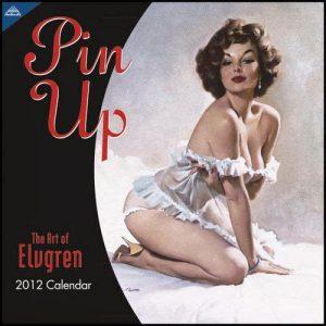 PinUp Gil Elvgren Calendar