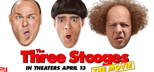 Three Stooges movie poster