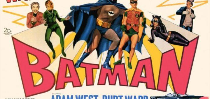 Batman 1966 movie Adam West