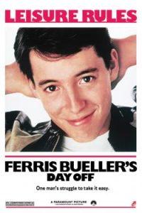 Ferris Bueller movie poster