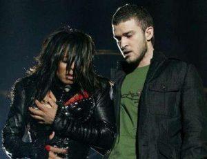 Super Bowl Janet Jackson Justin Timberlake flash boob